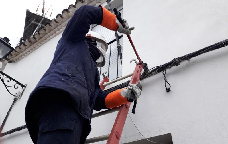 Las denuncias de los ciudadanos y las fuerzas de seguridad y el uso de tecnologías digitales han permitido a Endesa recuperar el equivalente al consumo eléctrico de la ciudad de Palma durante medio año, que había sido defraudado.